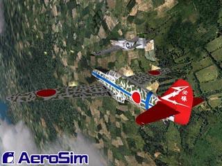 )「飛燕」1型丁 飛行第244戦隊